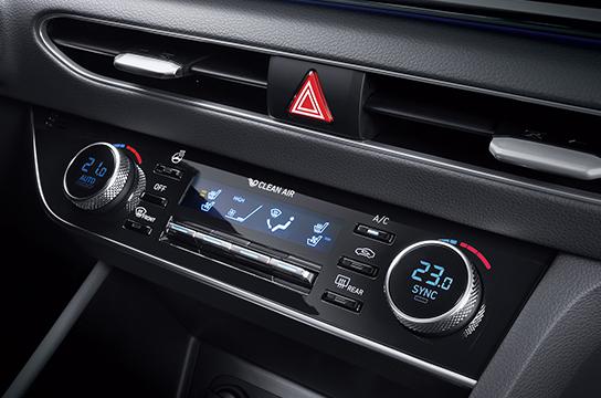 Sonata Full auto Air conditioning system