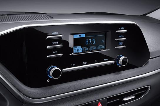 Sonata Standard Audio System