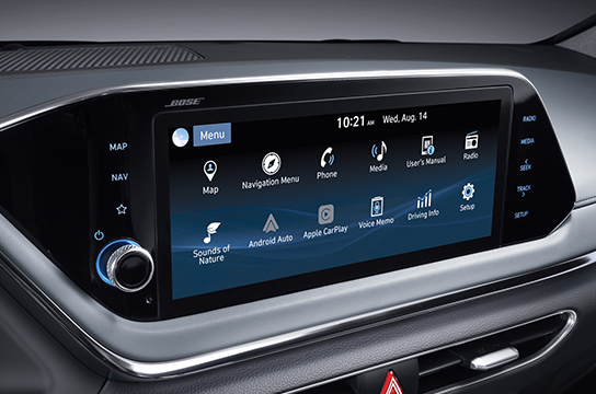 Sonata 10.25″ LCD Touch Screen
