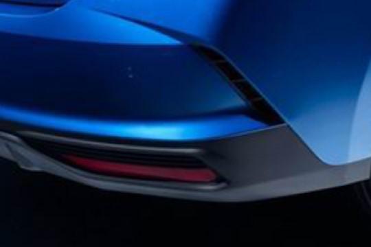 Rear reflector