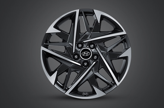 Azera 19 inch alloy wheel