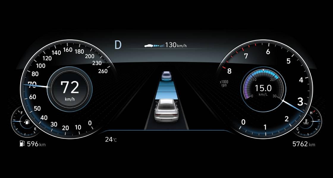 Comfort driving mode
