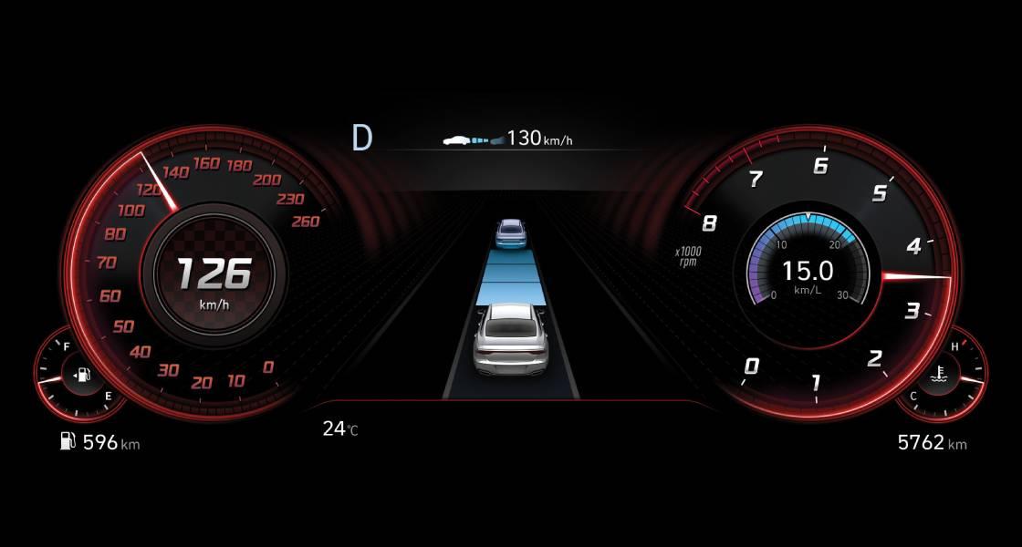 Sport driving mode