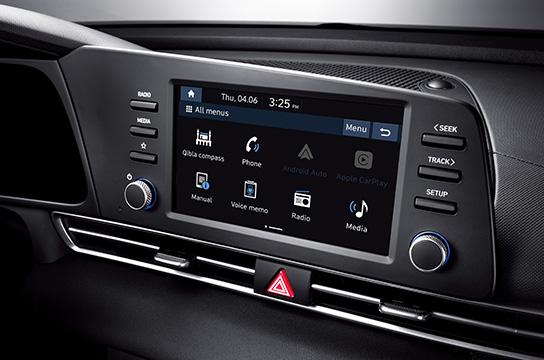 "8"" display audio system"