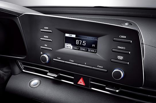basic audio system