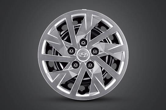 """15"""" steel & wheel"""