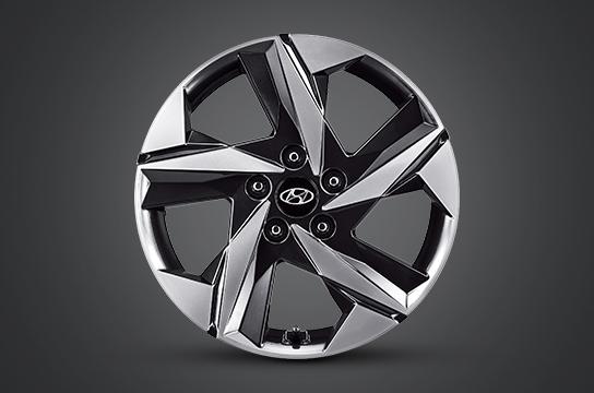 """elantra 17""""alloy wheel"""