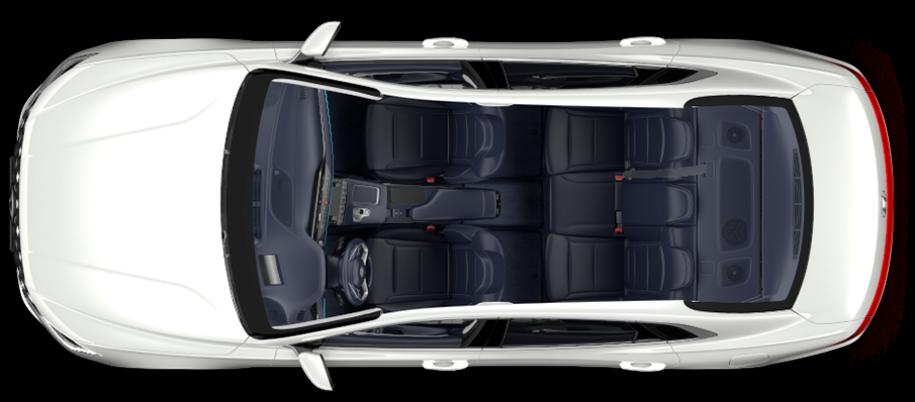 Melange Grey Mono seat color