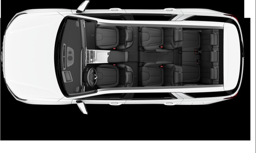 Melange Light Grey seat color