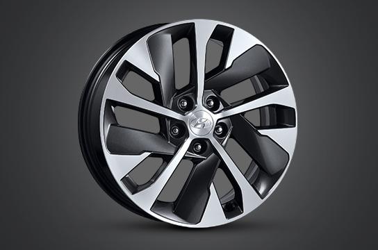 Palisade 18-inch alloy wheel