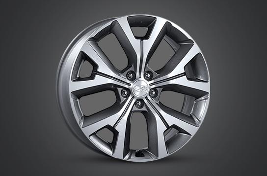 Palisade 20-inch alloy wheel