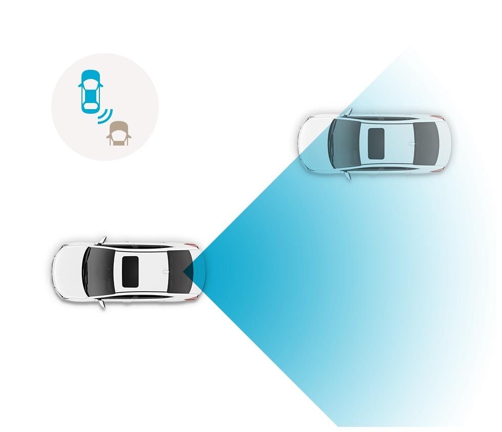 Forward Collision-avoidance Assist (FCA) image