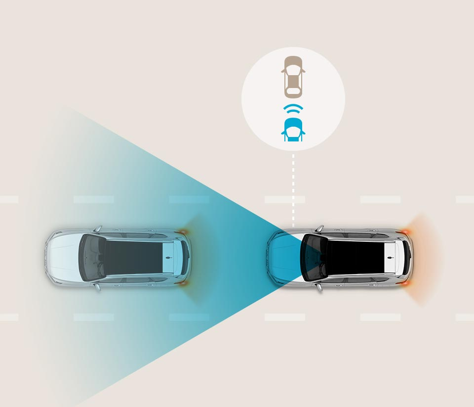 Rear-Cross Traffic Collision Assist (RCCA) image