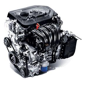 2.4 GDi Gasoline engine