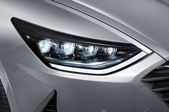 Sonata LED headlamps (Projection type) / Daytime running light (LED)