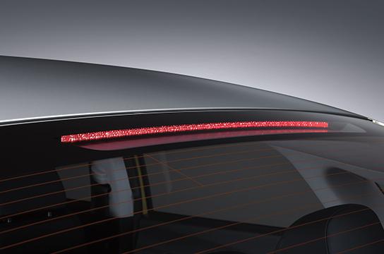 Sonata rear fog lamp