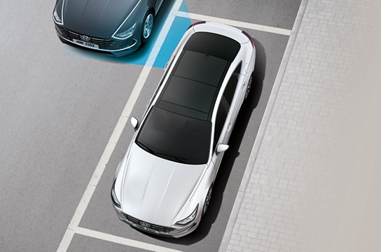 Sonata Safe Exit Assist (First in class)
